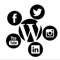 Sosiaalinen media nettisivuilla